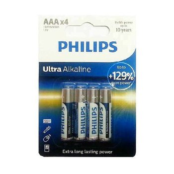 Baterie alkalická Philips eXtremeLife