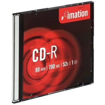 CD-R Imation 700MB 52x jewel box/1 ks