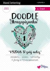 DOODLE Krasopísanka - Vyzdob si svůj notes