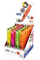 Milan mikrotužka Compact 0,9mm mix fluorescenčních barev