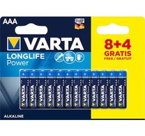 Baterie alkalické Varta LONGLIFE Power