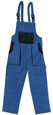 Kalhoty pánské montérkové  LUX s náprsenkou