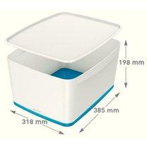 Úložný box s víkem Leitz MyBox®, velikost M