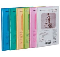 Kniha katalogová Clear 20 kapes