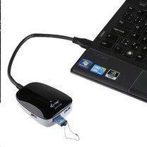 Externí USB HUB - 4 porty