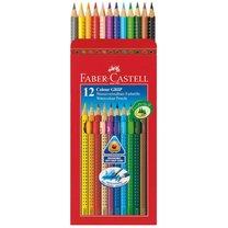 Pastelky Faber-Castell Grip 2001 sada 12ti barev