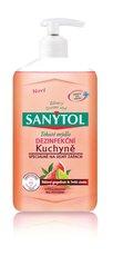 Mýdlo Sanytol