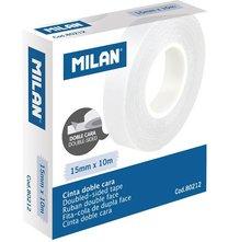 Oboustranná lepící páska Milan 15mm x 10m