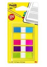 Záložky samolepicí 683 Post-it mix barev 100ks