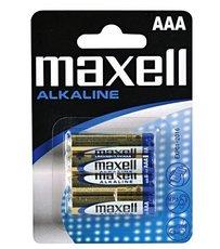 Baterie alkalické Maxell