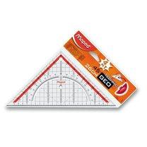 Trojúhelník s geometrickými funkcemi