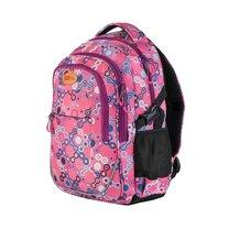 Batoh školní sportovní růžový