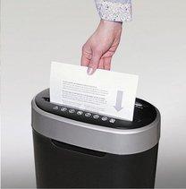 Čistící olejový papír do skartovaček