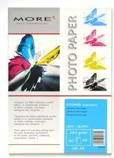 Fotopapír pro inkoustové tiskárny