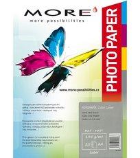 Fotopapír pro laserové tiskárny A4 195g hlazený matný 25ks