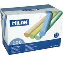 Milan křídy kulaté barevné
