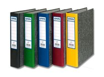 Pořadač archivační  s barevným hřbetem