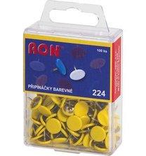 Připínáčky barevné RON