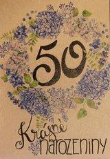Blahopřání BeBechy 40.