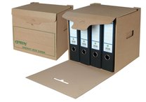 Sběrný box H/H zelený tisk