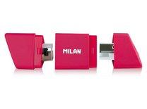 Ořezávátko Milan 20153212 dvojité trojhranné