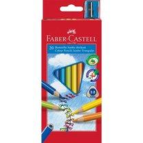 Pastelky Faber-Castell Jumbo grip 20 ks