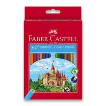 Faber Castel sada šestihranných pastelek 36ks