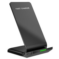Nabíječka bezdrátová/stojánek pro mobilní telefon, černý
