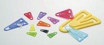 Spony plastové