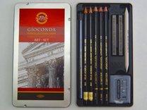 Souprava tužek 8893 GIOCONDA kreslířská