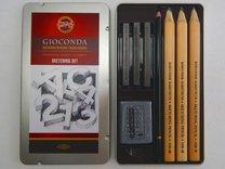 Souprava tužek 8892 GIOCONDA skicovací