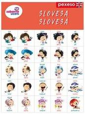 PEXESO angličtina slovesa