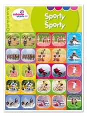 PEXESO sporty