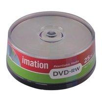 DVD-RW Imation 4,7 GB  4x cake box/25 ks