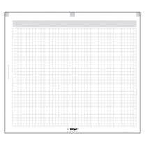 ADK čtverečkovaný papír A6, 2 dvojlisty