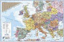 Stolní podložka Evropa