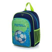 Batoh dětský předškolní flitry fotbal
