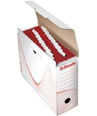 Archivační krabice na závěsné desky