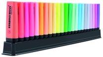 Zvýrazňovač Boss ORIGINAL deskset 23 kusů barevných odstínů