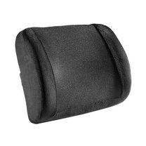 Opěrka bederní ergonomická, černá