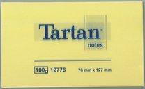 Samolepicí blok Tartan